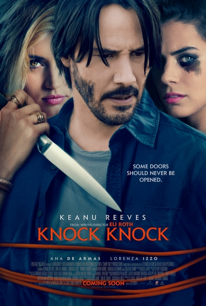 KNOCK KNOCK poster