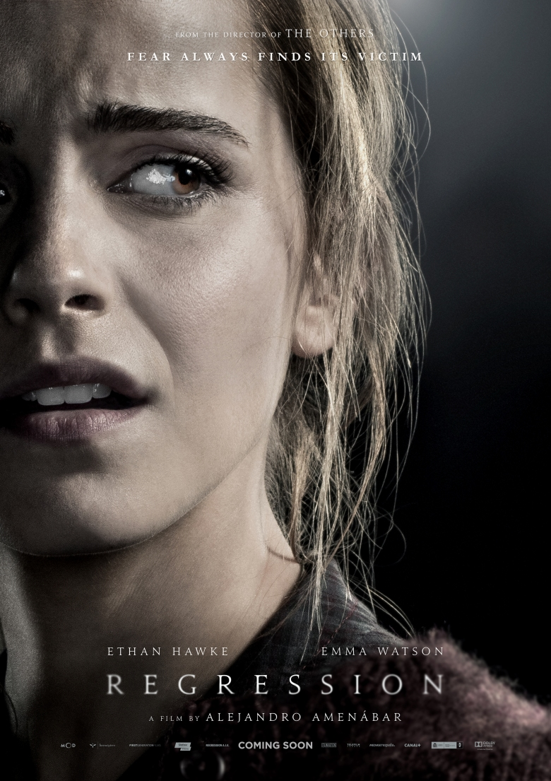 REGRESSION _approved final poster