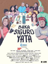 baka siguro yata movie poster