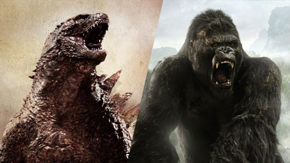 'Kong: Skull Island' set for 2017, 'Godzilla 2' for 2018 ...