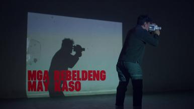MGA REBELDENG MAY KASO by Raymond Red