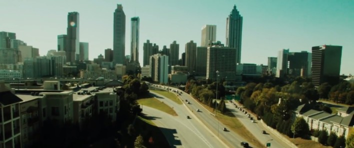 operator movie cityscape