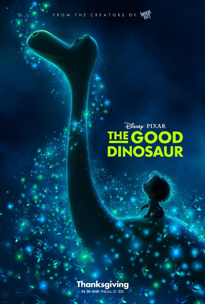 The Good Dinosaur-USPoster