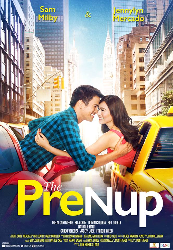 The Prenup movie poster