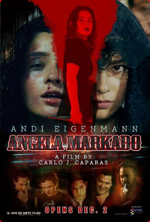 angela markado movie poster