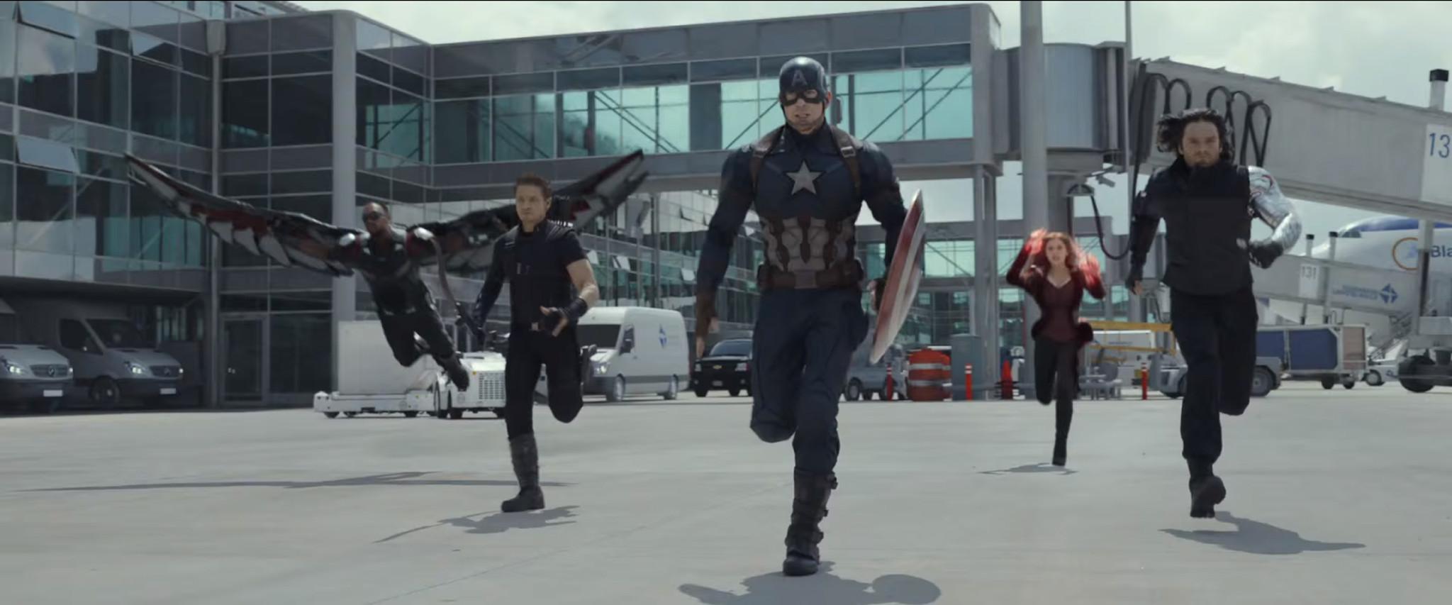 captain america civil war movie
