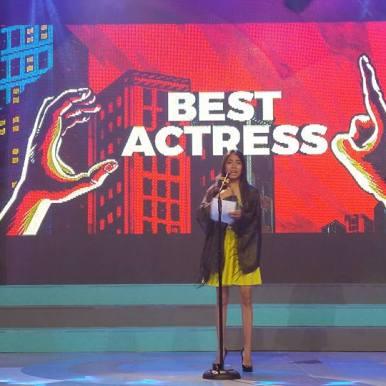 Cinema One Originals 2015 Best Actress