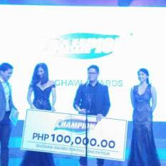 Cinema One Originals 2015 Champion Award