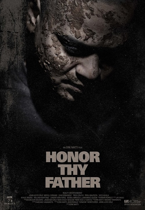 honor thy father movie poster