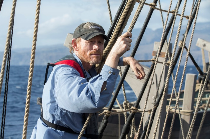 'In the Heart of the Sea' director Ron Howard