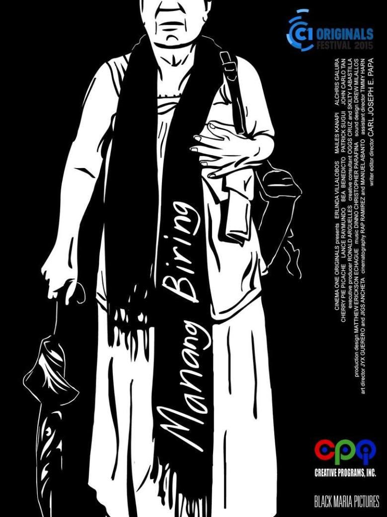 manang biring movie poster