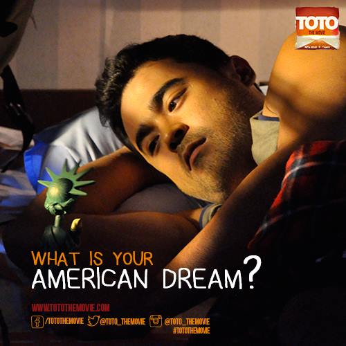 Toto American dream MMFF New Wave 2015
