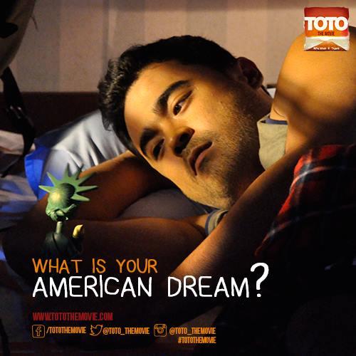Toto American dream MMFF New Wave 2015