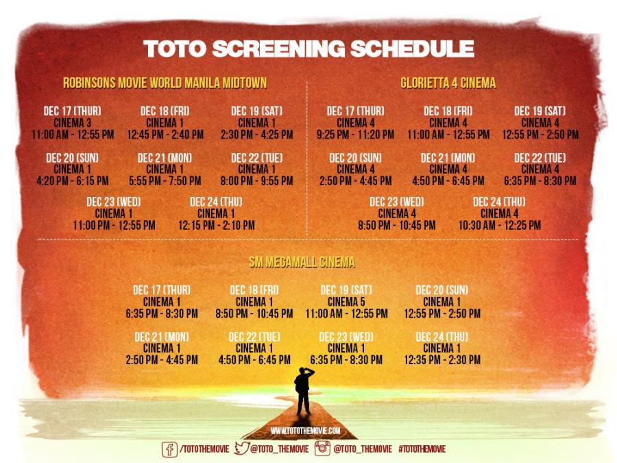 sm megamall cinema schedule