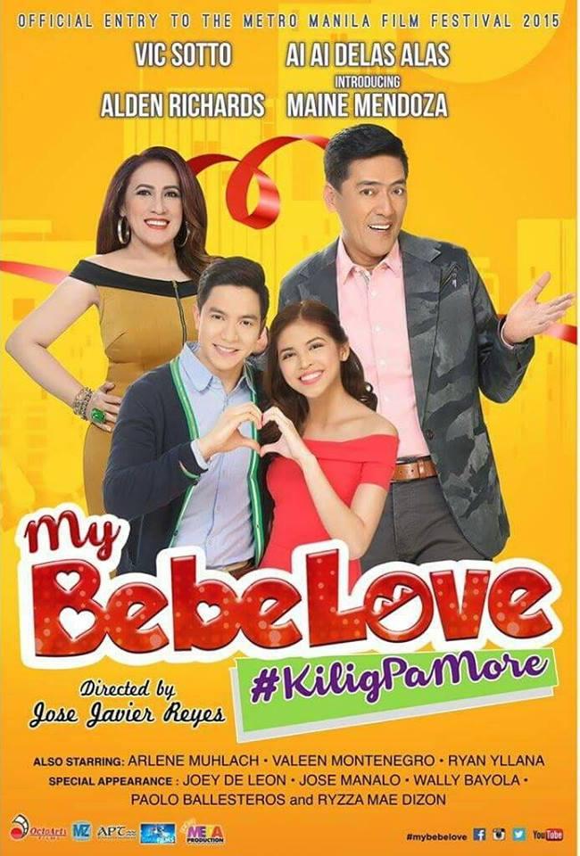 122515 My Bebe Love poster