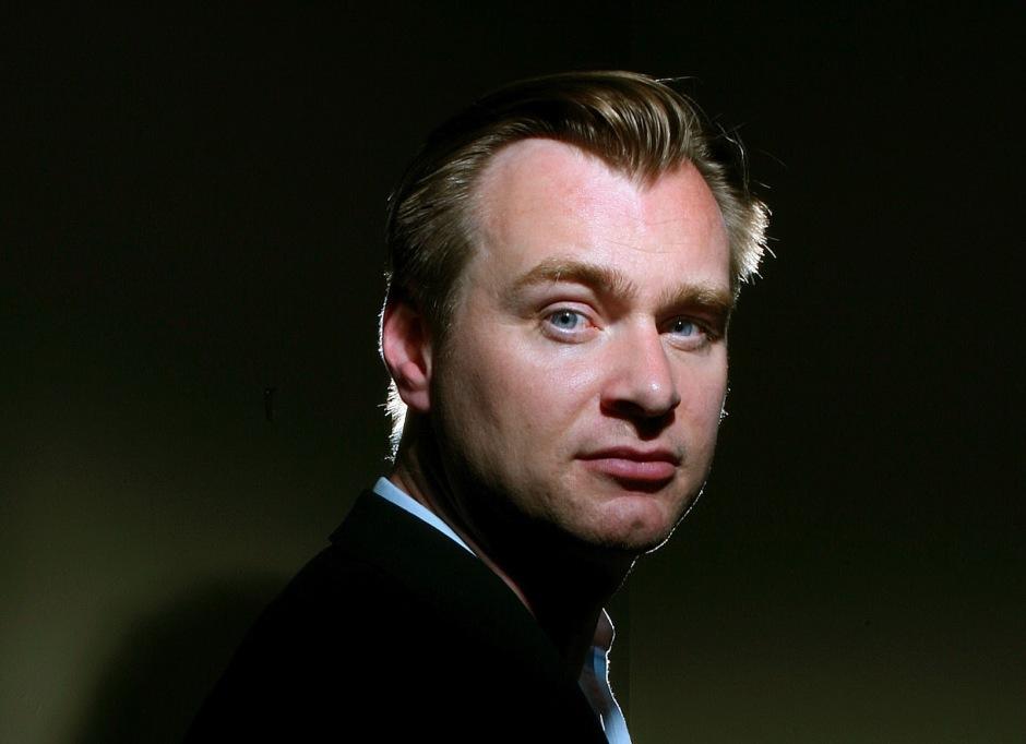 Director Christopher Nolan.