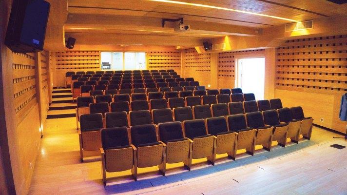Cinematheque Centre Manila theater