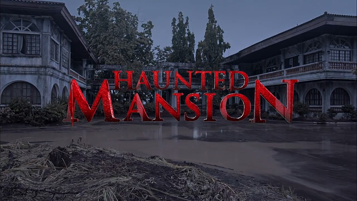 Haunted Mansion 22