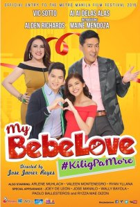 my bebe love kiligpamore poster