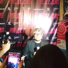 nilalang movie premiere night 3
