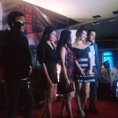 nilalang movie premiere night 5