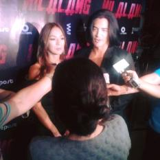 nilalang movie premiere night 7
