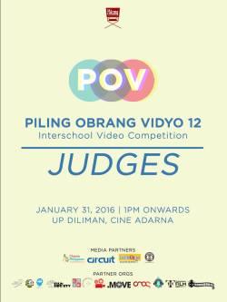 Piling Obrang Vidyo 12 Judges