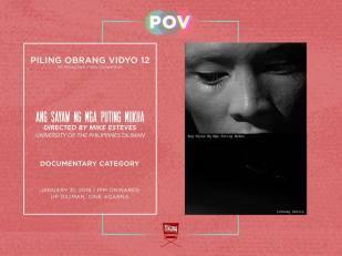 Piling Obrang Vidyo Ang Sayaw ng mga Puting Mukha