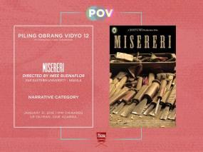 Piling Obrang Vidyo - Misereri