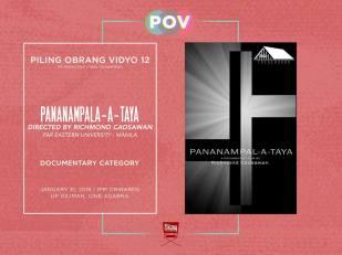 Piling Obrang Vidyo - Pananampala-a-taya