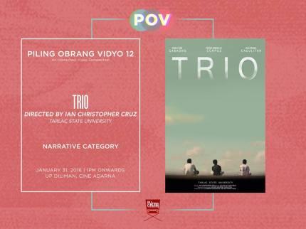 Piling Obrang Vidyo - Trio