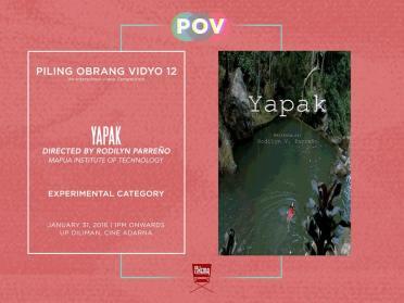 Piling Obrang Vidyo - Yapak