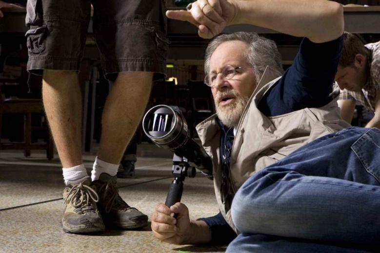 The BFG director Steven Spielberg