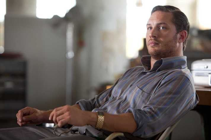 Tom Hardy in talks to join 'Dunkirk.'