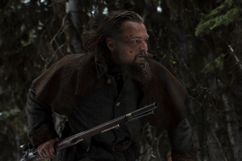 Copyright © 2015 Twentieth Century Fox Film Corporation. All rights reserved. THE REVENANT Motion Picture Copyright © 2015 Regency Entertainment (USA), Inc. and Monarchy Enterprises S.a.r.l. All rights reserved.Not for sale or duplication.