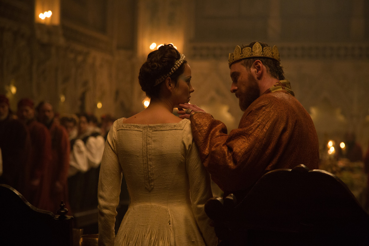 macbeth was a weak husband but When she receives macbeth's letter about the witches' prophecies, lady macbeth says to her absent husband, thou wouldst be great / art not without ambition, but without / the illness should attend it (1518-20.