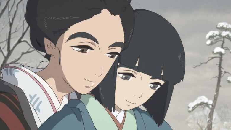 miss hokusai anime