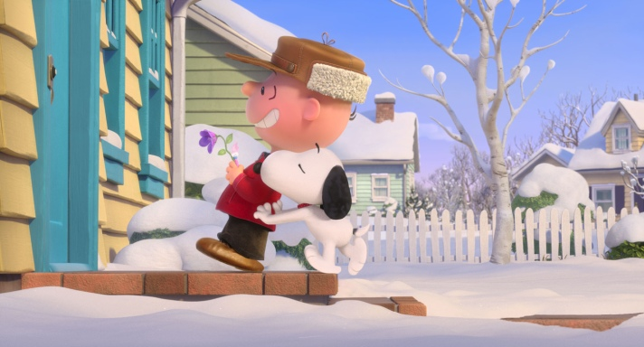 snoopy and charlie brown the peanuts movie 2