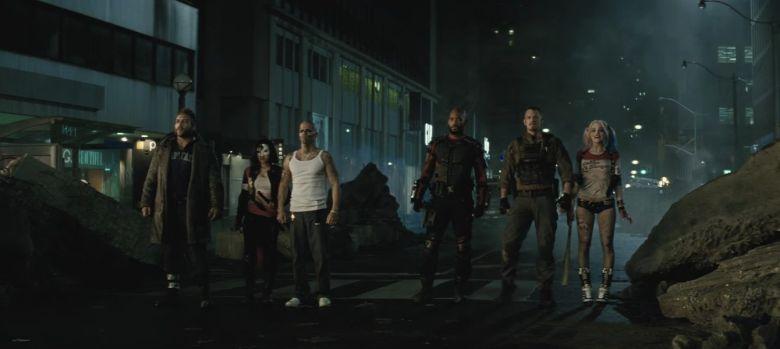 suicide squad trailer