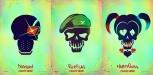 Suicide Squad_Deadshot_RickFlagg-HarleyQuinn