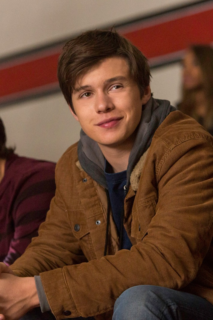 "Nick Robinson in Columbia Pictures' ""The 5th Wave,"" starring Chloë Grace Moretz."