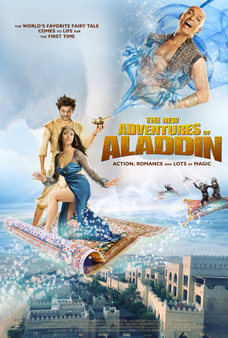 The New Adventures of Aladdin(EDT-5)