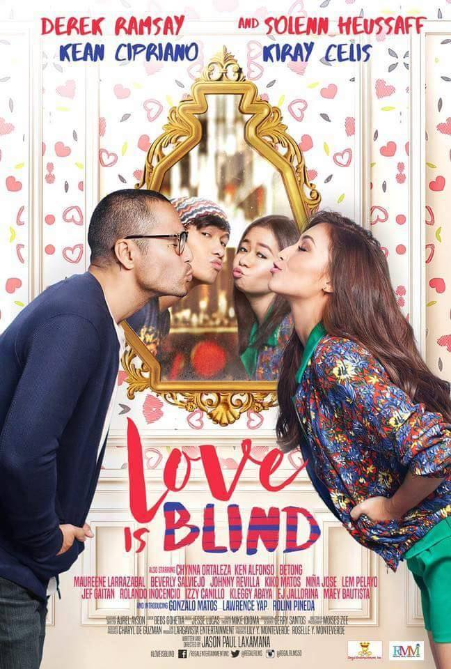 Love is Blind (2016) HDRip