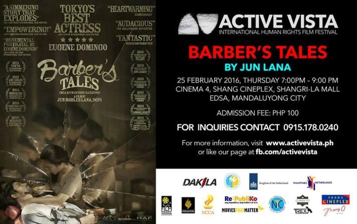 barbers tales