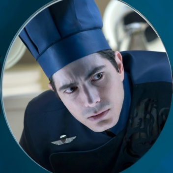 Cinema Bravo brandon routh in LOST IN THE PACIFIC