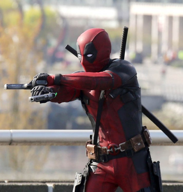 """Ryan Reynolds Films """"Deadpool"""""""