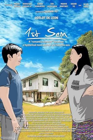 CineFilipino 1st Sem movie poster