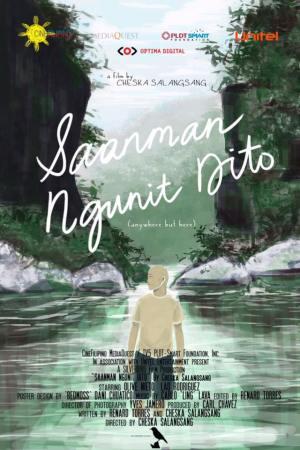 cinefilipino 2016 saanman ngunit dito poster