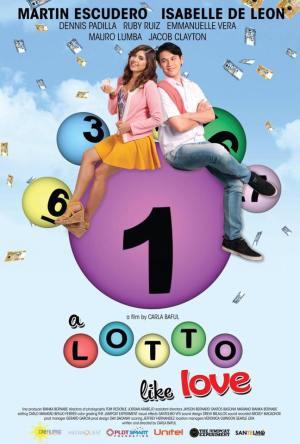 CineFilipino A Lotto Like Love movie poster