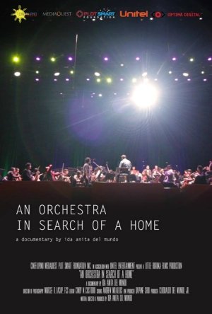 cinefilipino an orchestra in search of a home movie poster